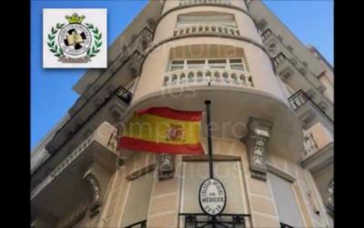 Video en memoria de los médicos del Colegio de Ceuta Fallecidos