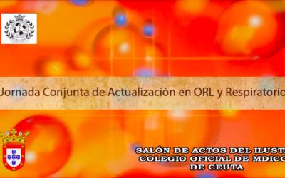 I Jornada de Actualización en ORL y Respiratorio