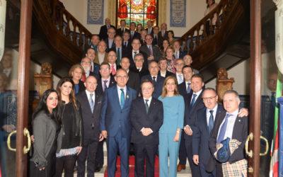 Pleno en Ceuta del Consejo General de Colegios de Médicos