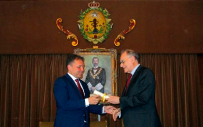 Ceuta se incorpora a la Real Academia de Medicina de Andalucía