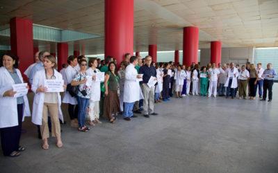 El Colegio de Médicos de Ceuta se presentará como acusación particular por la agresión al equipo del 061