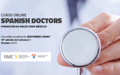 Matrícula Abierta para el Curso de Inglés 'Spanish Doctors'