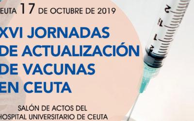 Inscríbete en las XVI Jornadas de Actualización de Vacunas en Ceuta