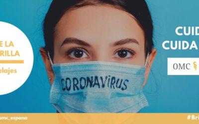 El CGCOM reclama responsabilidad a toda la sociedad para hacer frente a la pandemia