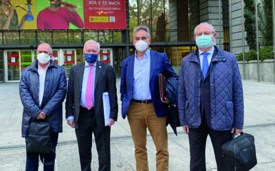 El Foro Profesional reanuda el diálogo con Sanidad para trabajar en favor del Sistema Nacional de Salud