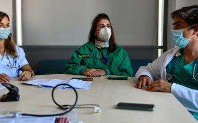 Ser médico cooperante, una experiencia que enriquece · El Foro de Ceuta