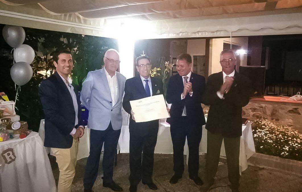 El Colegio de Médicos de Ceuta despide con tristeza al cirujano Fernando Blasco Carratalá