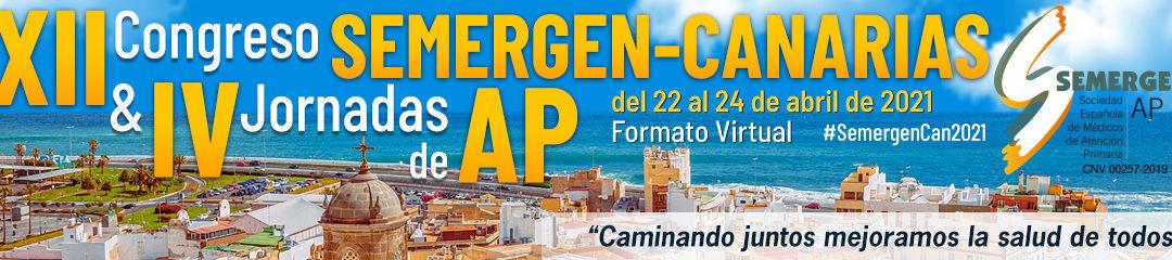 XII Congeso Semergen-Canarias online