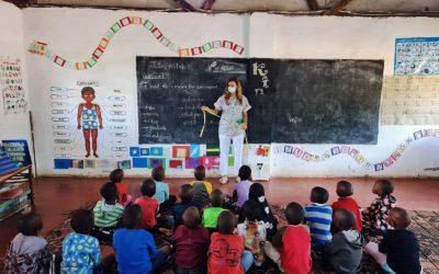 Los médicos residentes ceutíes promueven la creación de proyectos de cooperación internacional en Tanzania