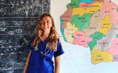Médica en Ceuta y voluntaria en Tanzania · El Faro de Ceuta