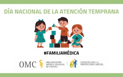La FPSOMC protege a los niños y niñas con necesidad de tratamiento de Atención Temprana