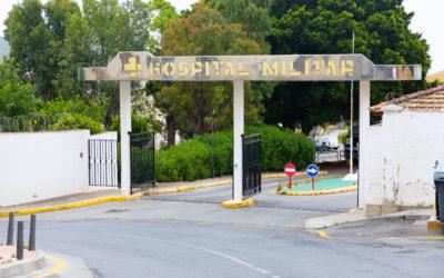 El Colegio de Médicos aconseja la reapertura del Hospital Militar como reserva estratégica sanitaria para Ceuta