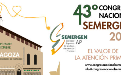 Abiertas las inscripciones para el 43º Congreso Nacional Semergen